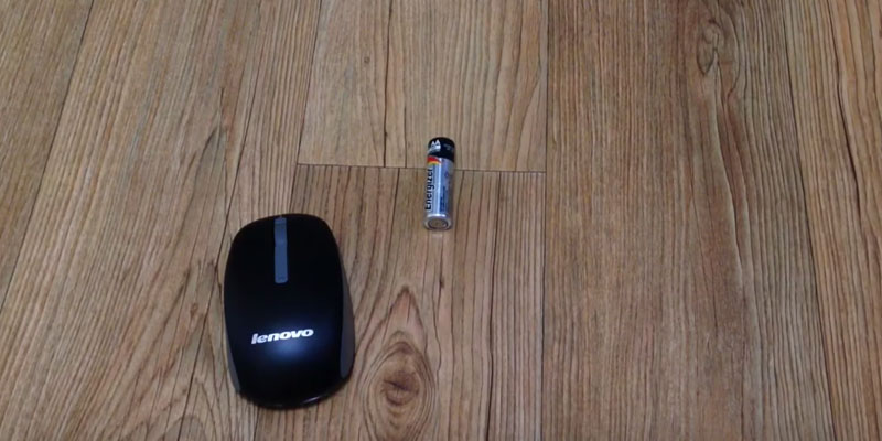 Lenovo N100 Wireless Optical Mouse application