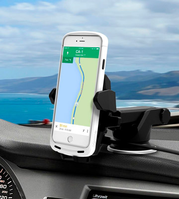 Review of ZAAP Adjustable Car Phone Holder