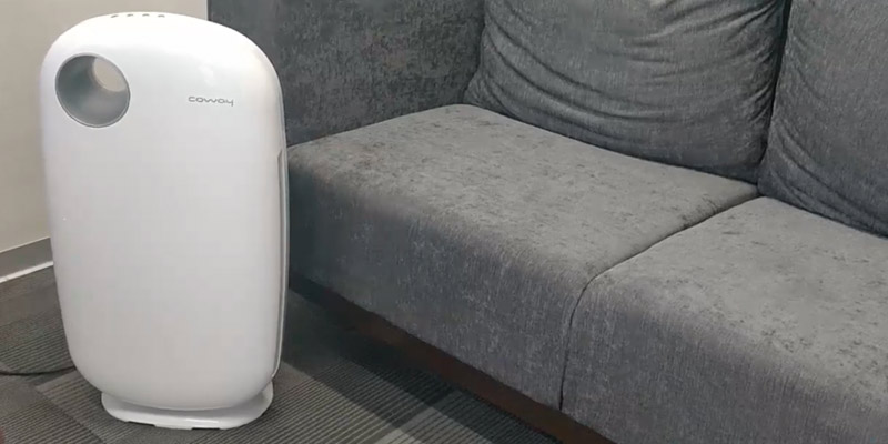 Review of Coway AP-1009 Sleek Pro Air Purifier