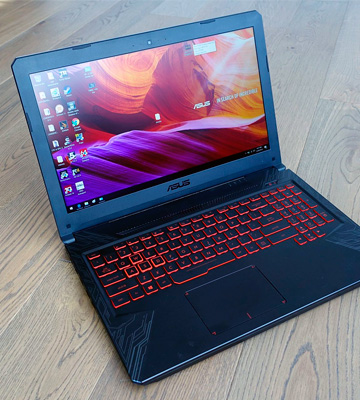 Review of ASUS FX504GD-E4021T 15.6-inch FHD Gaming Laptop Intel Core i5 8th Gen