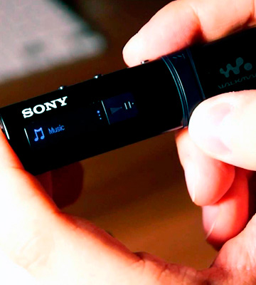 Review of Sony NWZ-B183F MP3 Player