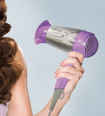 Review of Vega Galaxy VHDH-06 Hair Dryer
