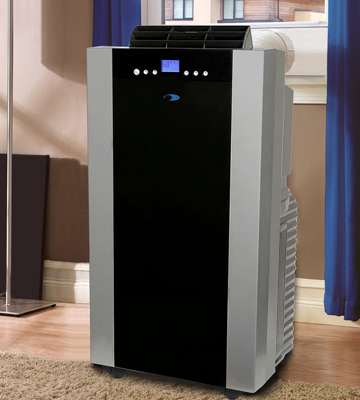Review of Whynter Dual Hose Portable Air Conditioner