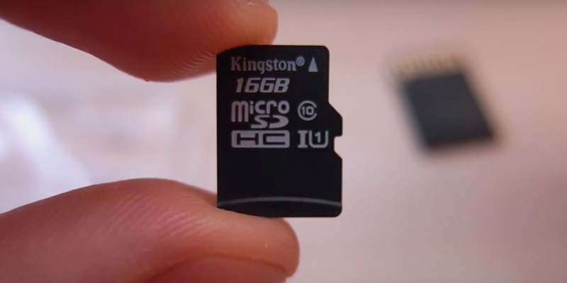 Review of Kingston 16GB MicroSDHC Card