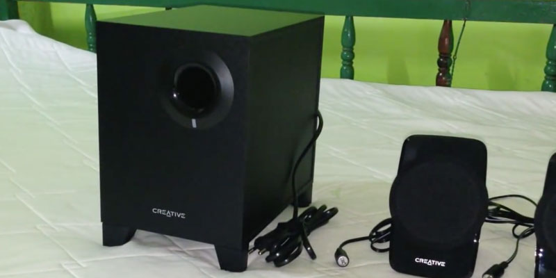 Review of Creative SBS A-120 Multimedia Speaker System