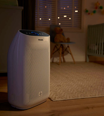 Review of Philips AC1215/20 Portable Room Air Purifier