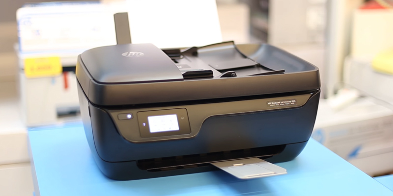 HP DeskJet Ink Advantage 3835 All-in-One Multi-function Printer application