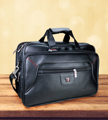 Review of Da Tasche 15-inch Laptop Messenger Bag