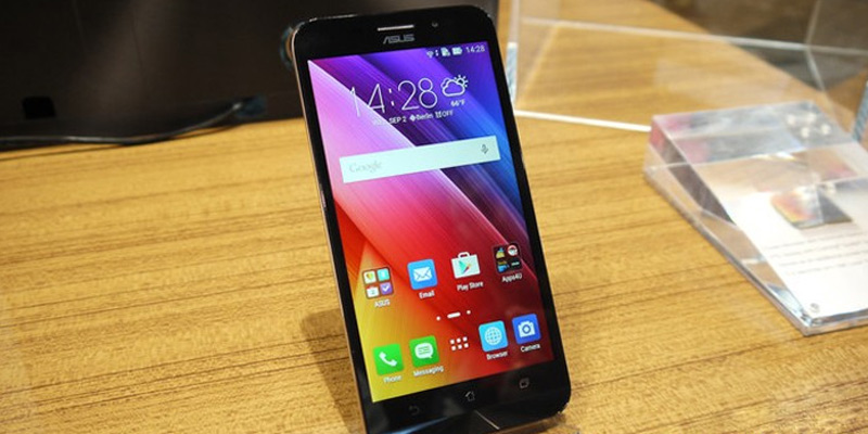 Review of ASUS Zenfone Max Smartphone