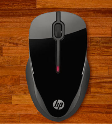 Review of HP X3500 Wireless Comfort Mouse