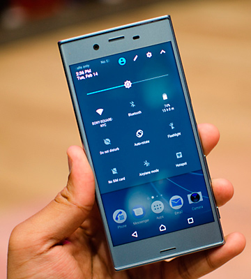 Review of Sony Xperia XZs Mobile
