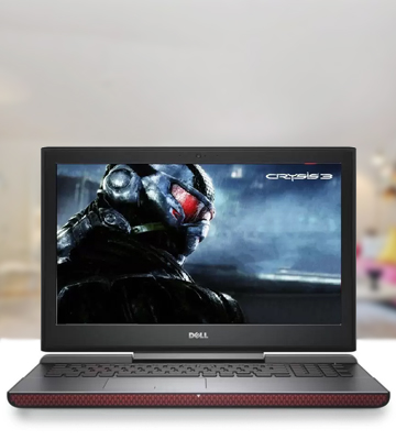 Review of Dell Inspiron Core i7 & GTX1050Ti Gaming Laptop