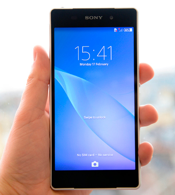 Review of Sony Xperia Z2 Mobile