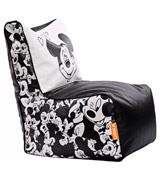 ORKA Mickey Mouse Bean Bag Chair With Bean Filling