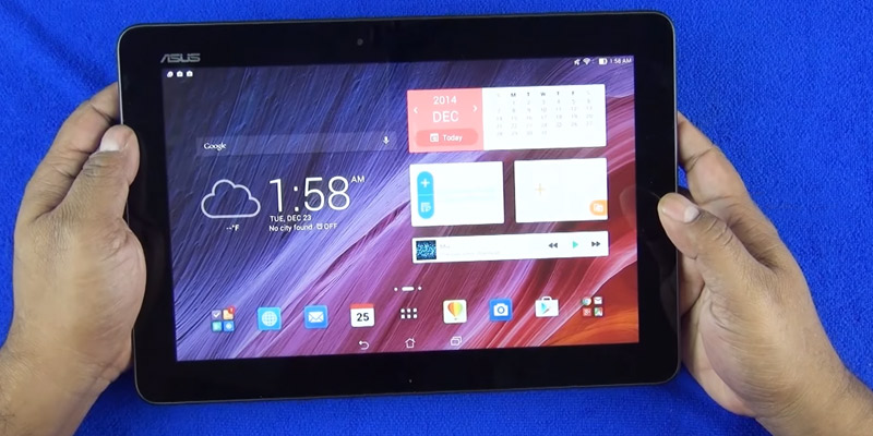 Review of ASUS TF103CG Tablet