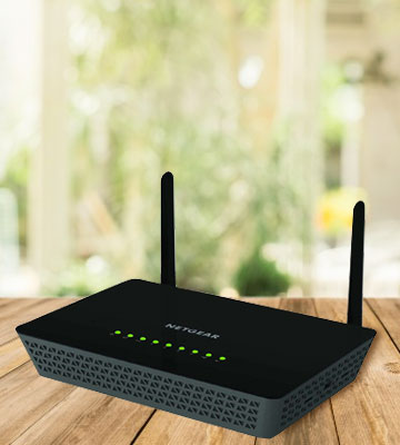 Review of NETGEAR R6220 AC1200 Wi-Fi Router