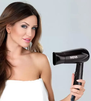 Review of Nova Silky Shine Foldable Hair Dryer