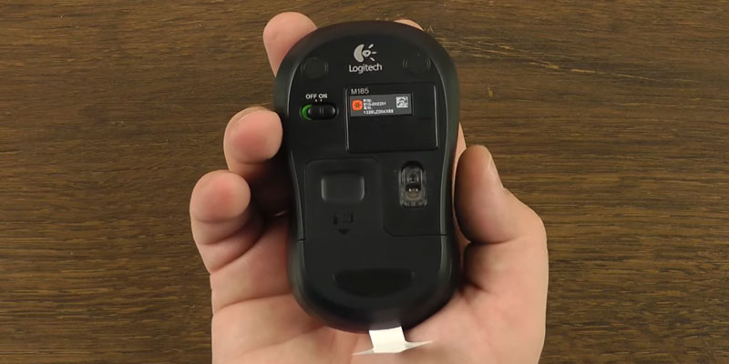 Logitech M185 Wireless Mouse application