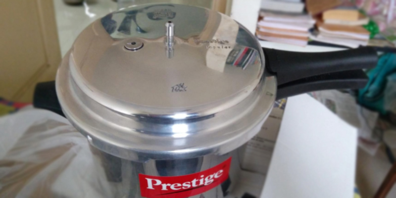 Review of Prestige PPAPC5 Aluminium Pressure Cooker
