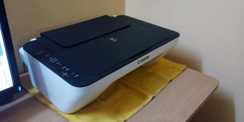 Review of Canon Pixma MG2577s All-in-One InkJet Printer