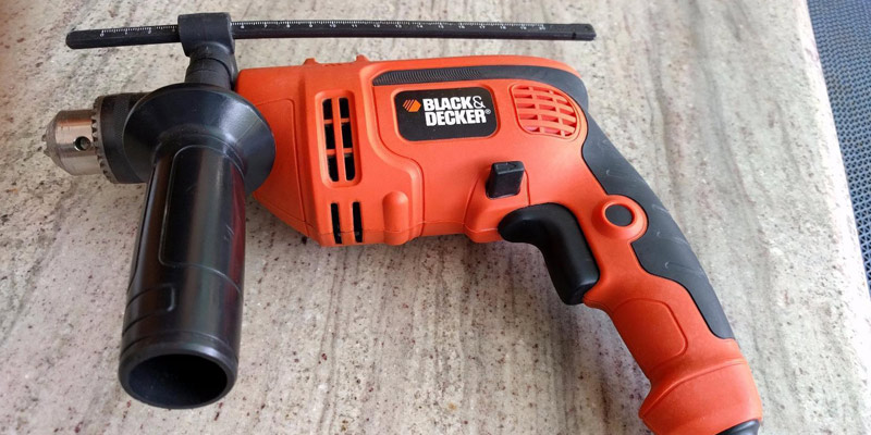 Review of Black & Decker KR554RE Power Drill