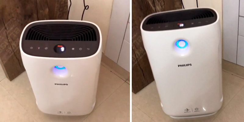 Review of Philips AC2887/20 2000 Series Air Purifier