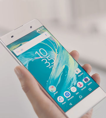 Review of Sony Xperia XA Dual Smartphone