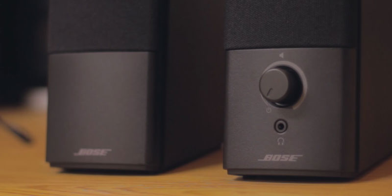 Detailed review of Bose Companion 2 Series III Multimedia Speakers