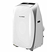 Lloyd 1 Ton White Portable Air Conditioner