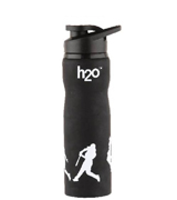 H2O Sb104 Stainless Steel Sports Water Bottle