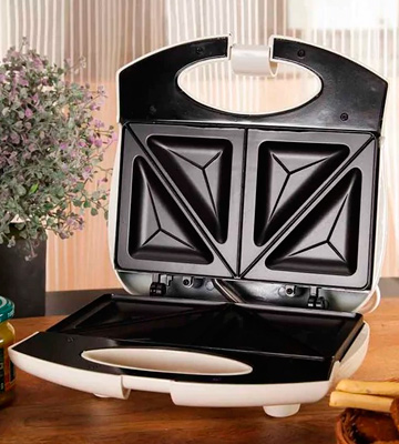 Review of Bajaj SWX 3 Majesty New Sandwich Toaster
