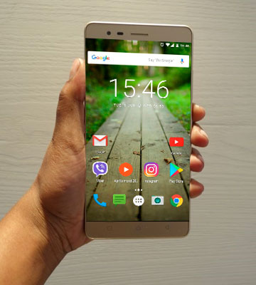 Review of Lenovo Vibe K5 Note Smartphone