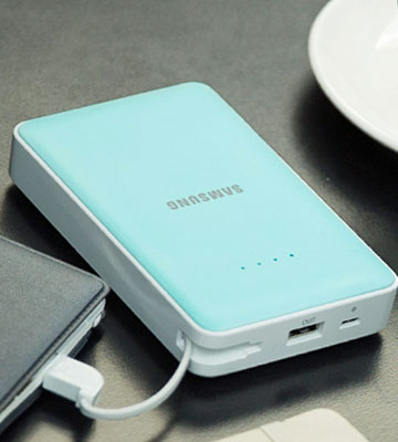 Review of Samsung EB-PN915BLEGWW Power Bank
