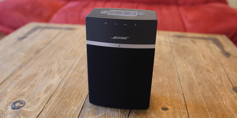 Review of Bose SoundTouch 10 Wireless Speaker