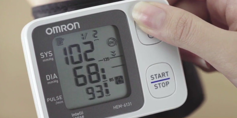 Detailed review of Omron HEM-6131 Wrist Blood Pressure Monitor