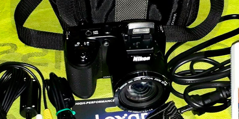 Detailed review of Nikon Coolpix L340 Point And Shoot Digital Camera