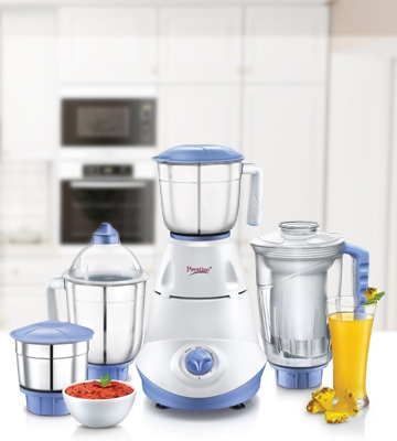 Review of Prestige Iris Mixer Grinder