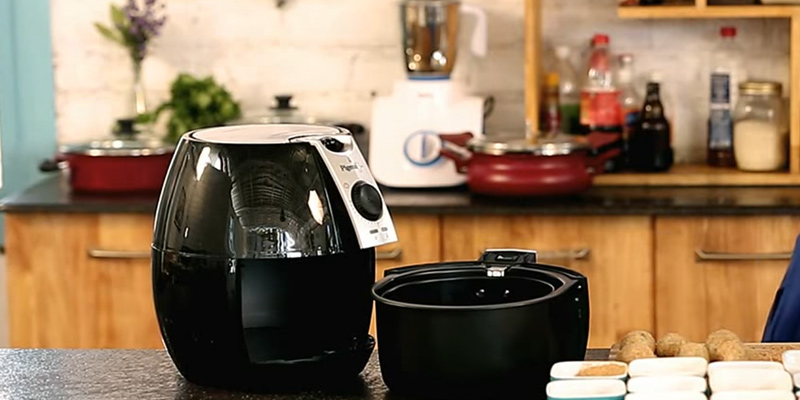 Detailed review of Pigeon Super 3.2L Air Fryer