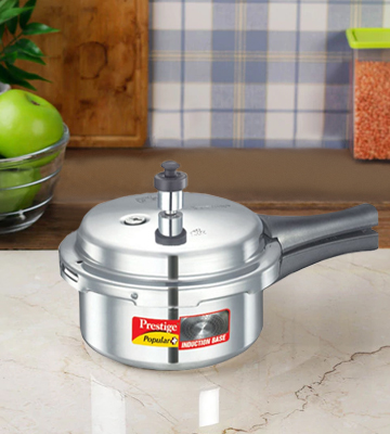 Review of Prestige 10200 Induction Base Pressure Cooker