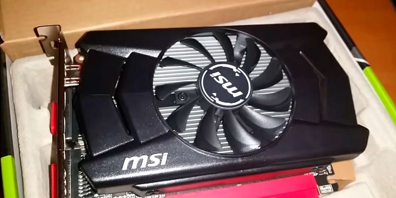 Detailed review of MSI GeForce 750Ti-2GD5/OC Graphics Card