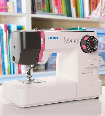 Review of JUKI HZL-27Z Sewing Machine