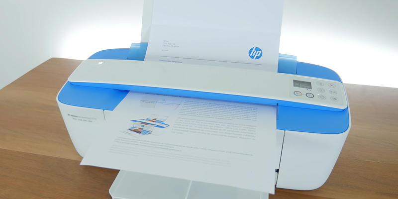HP DeskJet Ink Advantage 3776 Multi-function Printer application