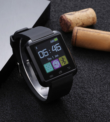 Review of U8 SM-111 SmartWatch