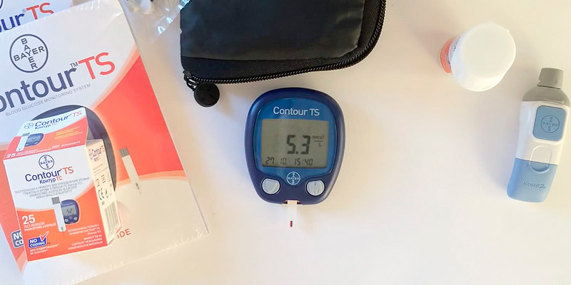 Review of Bayer Contour TS Blood Glucometer