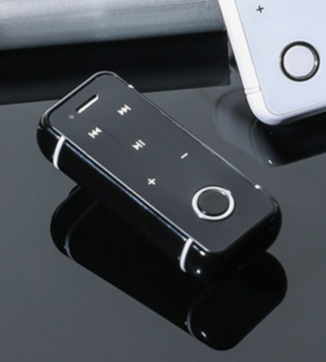 Review of Lambent i6S MP3 player with Bluetooth Stereo Earphone Headset